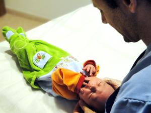 osteopatía del cráneo del niño en Alicante